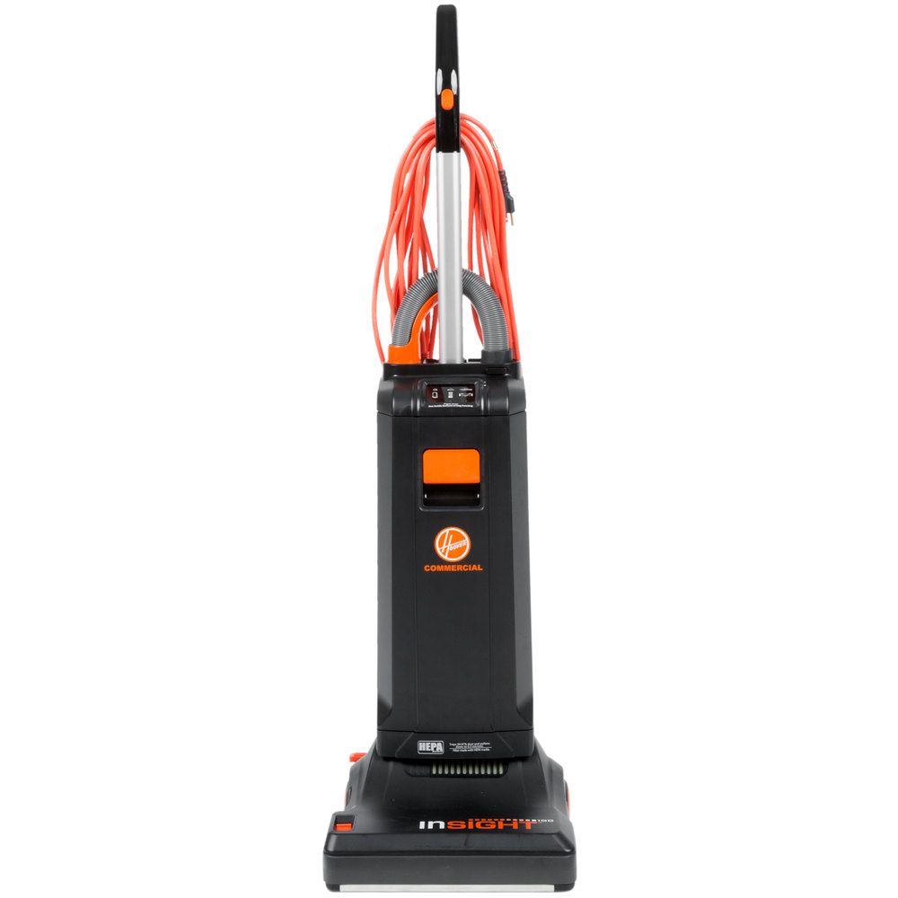 Hoover CH50100 13 Insight Commercial Bagged Upright Vacuum Cleaner