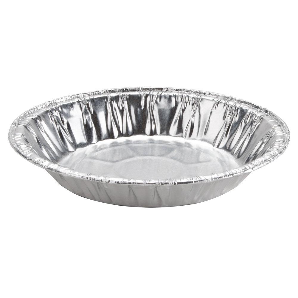 Baker S Mark 6 Quot X 15 16 Quot Medium Depth Foil Pie Pan 1000 Case