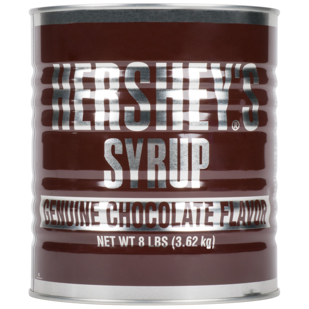 Hershey S 174 Chocolate Syrup 10 Can
