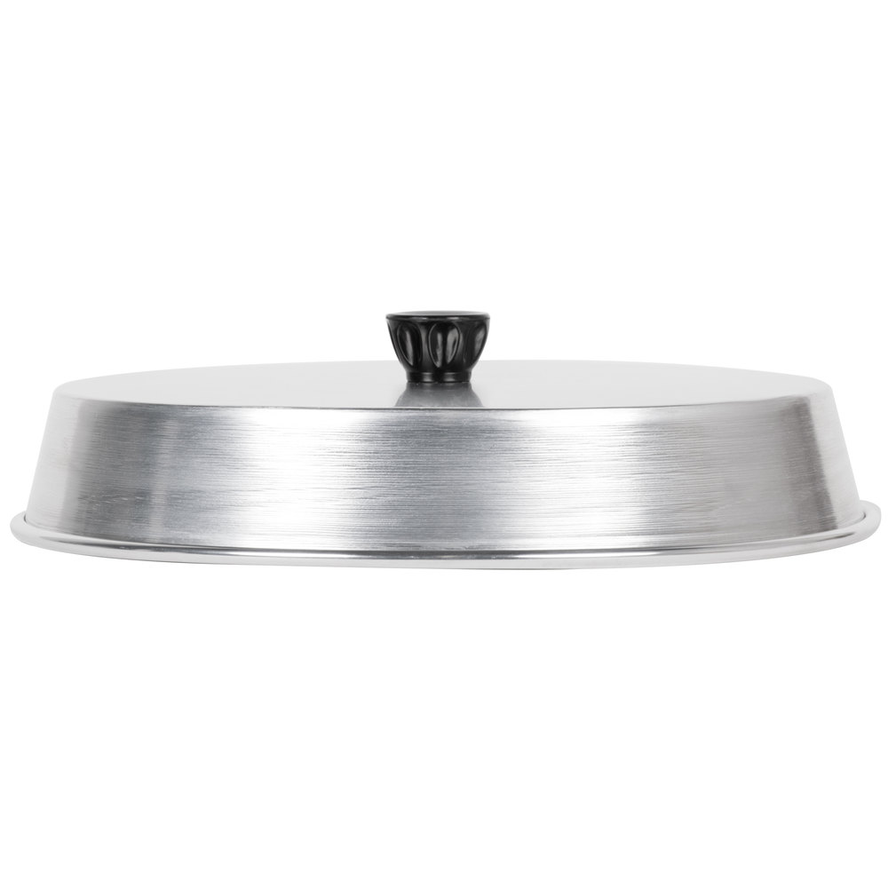 "American Metalcraft BAV1240A 12 1/4"" Round Aluminum Dome Basting Cover"