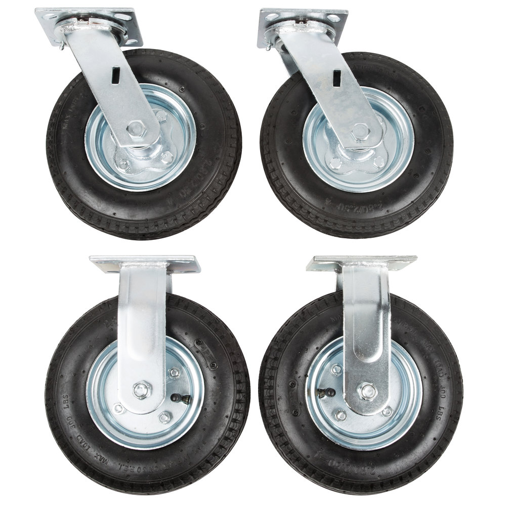 Wheels for carts 93
