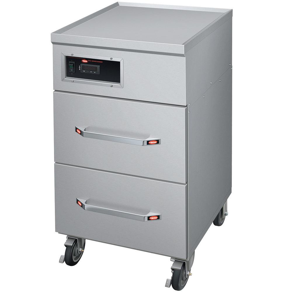 Oven Food Warmer Drawer ~ Hatco hrdw two drawer rice warmer v w