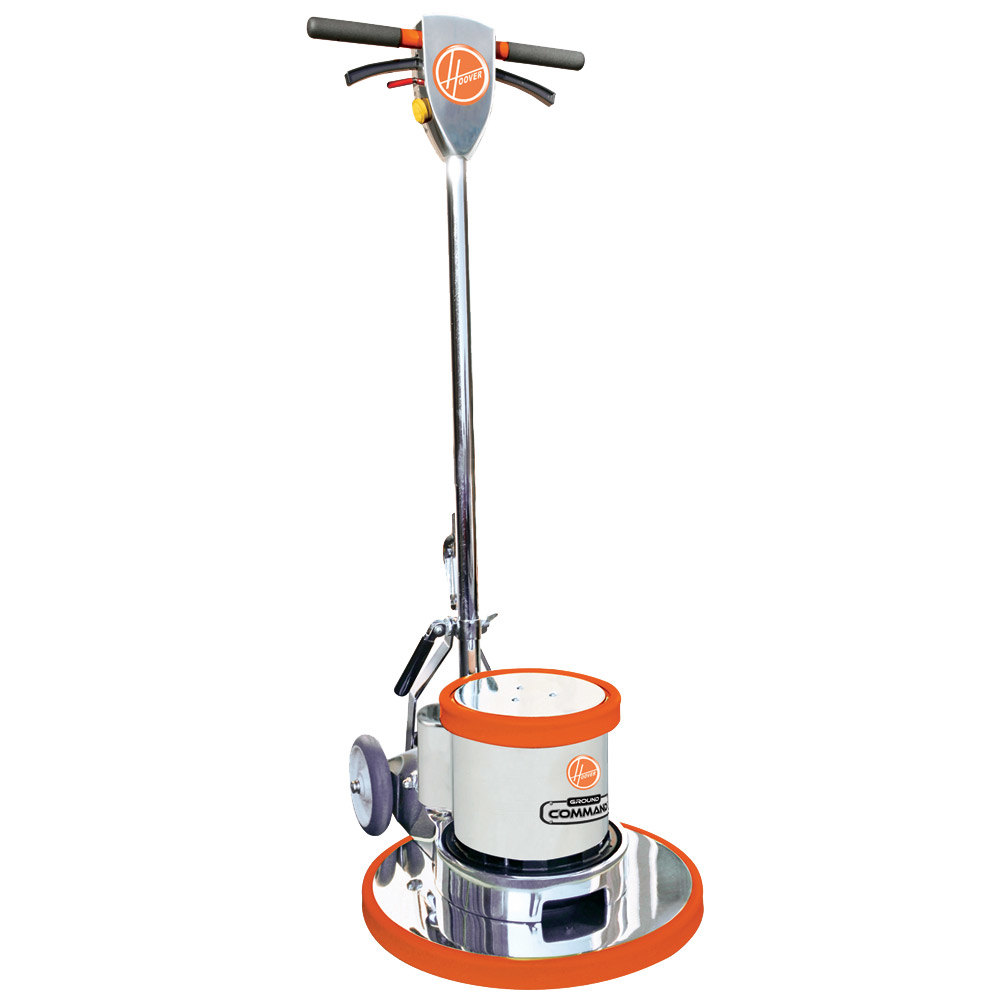 "Hoover CH81010 Ground Command 21"" Super Heavy-Duty Floor Machine"