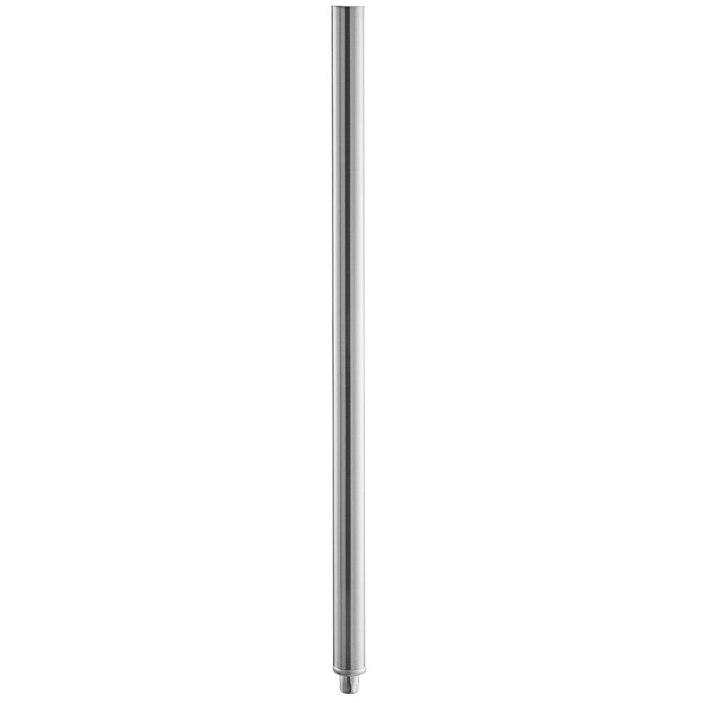 Regency 32 1/4 inch Stainless Steel Leg for Work Tables