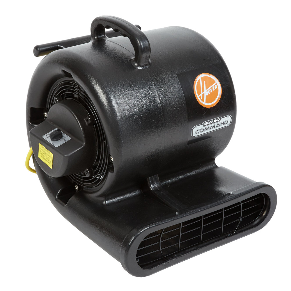 115 Volts Hoover CH82005 Ground Command Air Mover   3/4 Hp