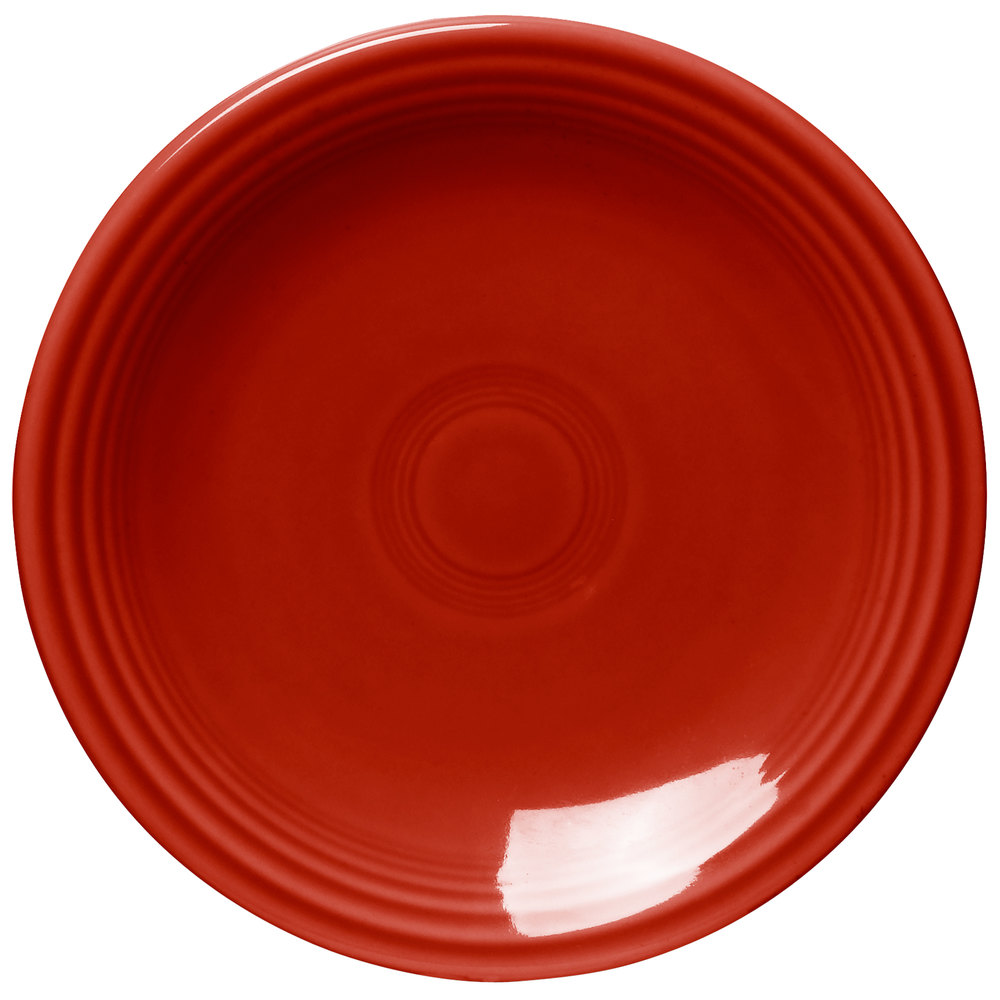 Fiesta Tableware From Steelite International Hl463326 Scarlet 6 1 8 Round China Bread And Butter Plate 12 Case