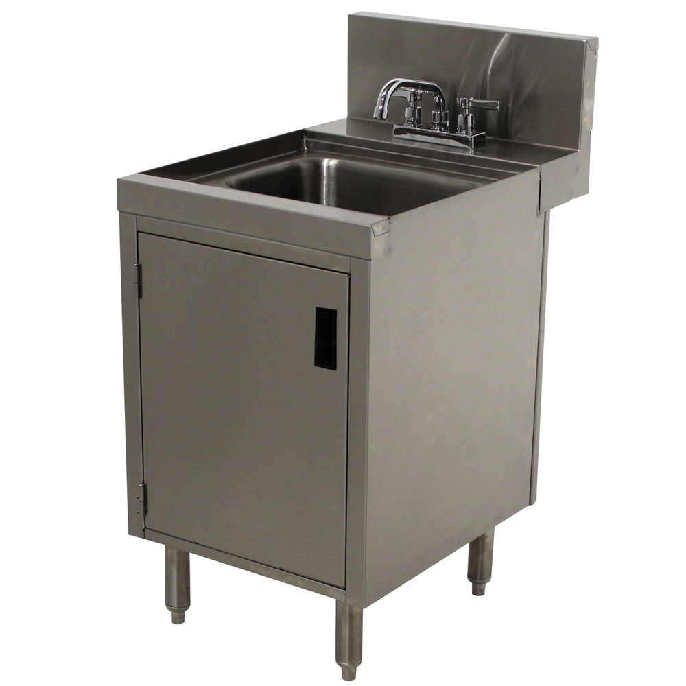 Stainless Steel Kitchen Base Cabinets: Advance Tabco PRHSC-24-12 Prestige Series Stainless Steel