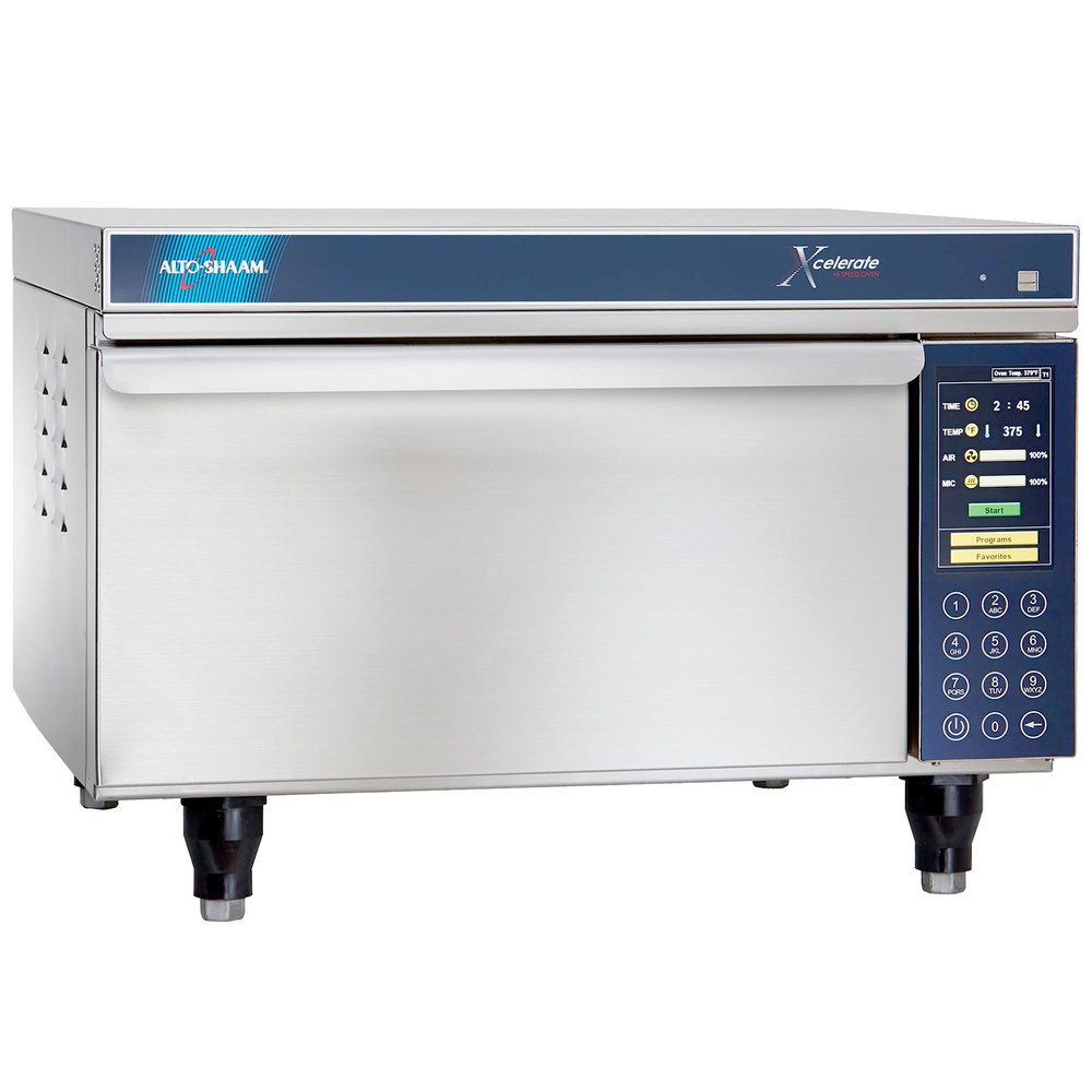 Xl Countertop Oven : ... Shaam XL-400 Xcelerate High-Speed Accelerated Cooking Countertop Oven