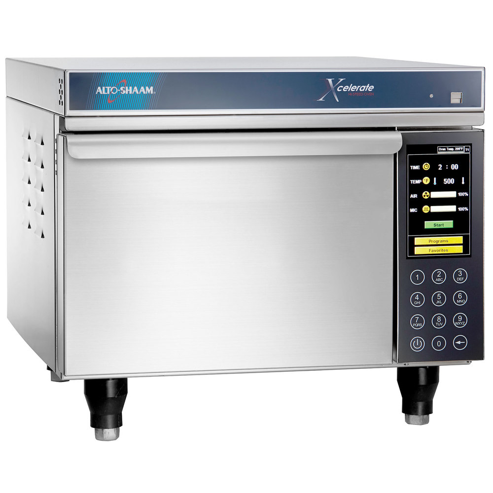 Xl Countertop Oven : ... Shaam XL-300 Xcelerate High-Speed Accelerated Cooking Countertop Oven