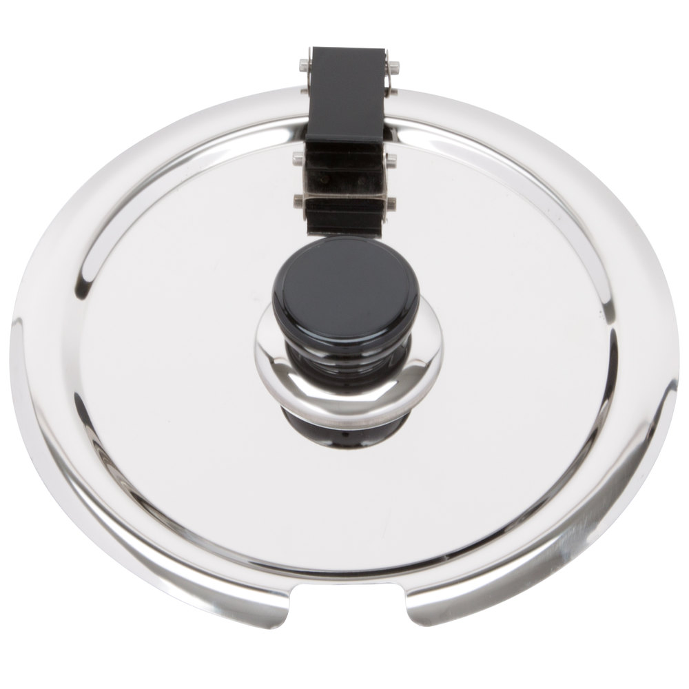 avantco pw3lid replacement lid assembly for w300 series soup kettles - Soup Warmer
