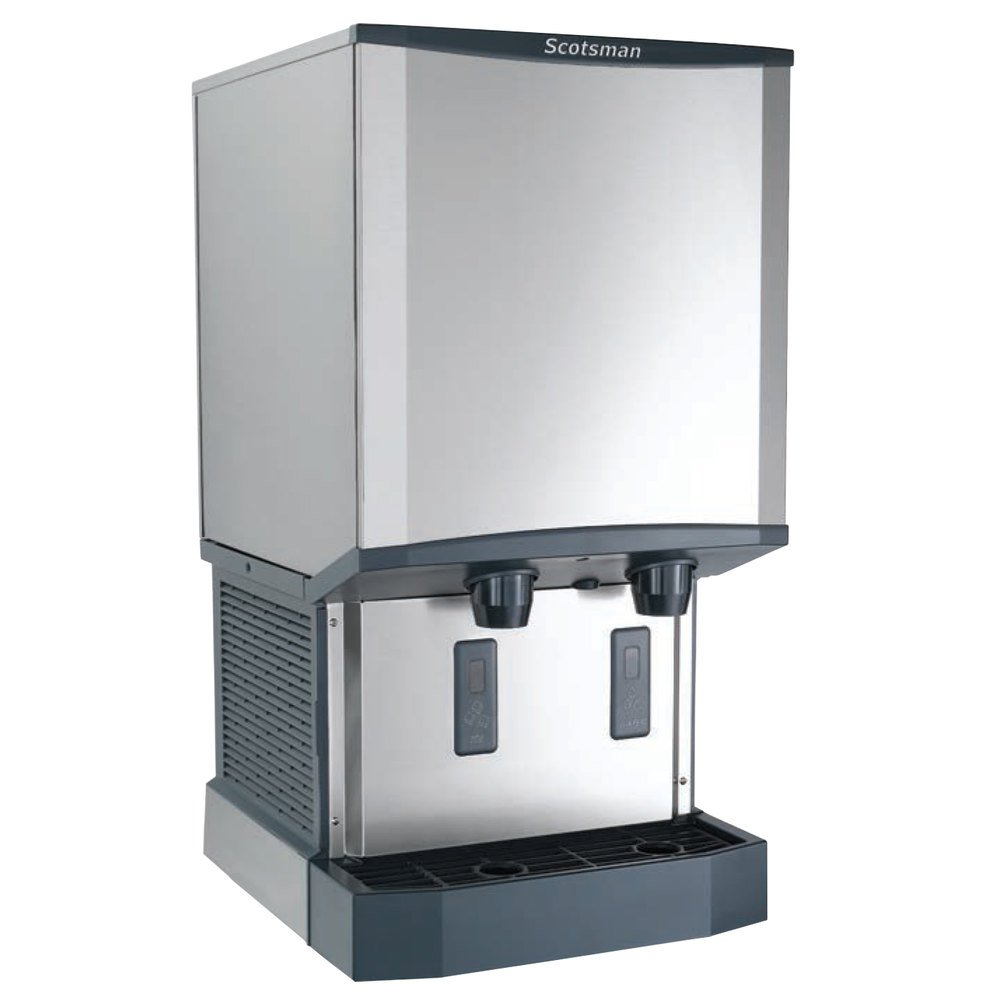 Scotsman HID540A-1 Meridian Countertop Air Cooled Ice Machine and ...