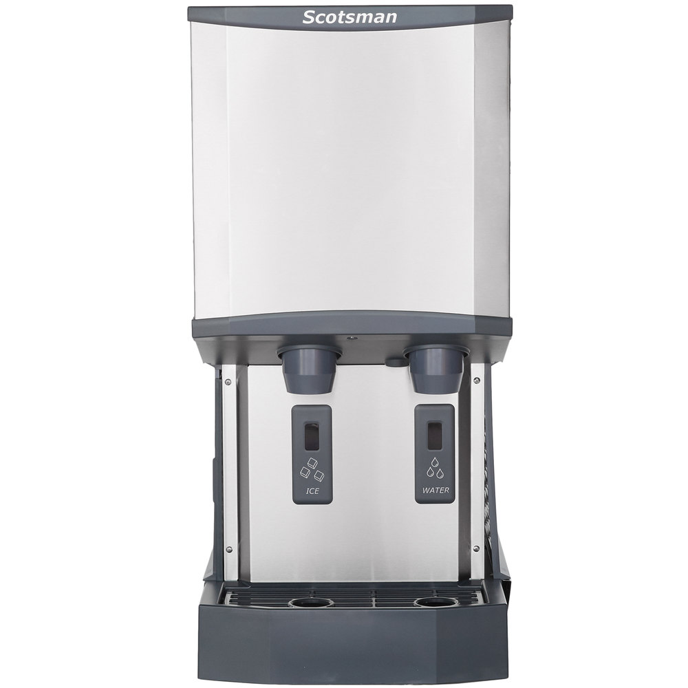 Scotsman Hid312a 1a Meridian Countertop Air Cooled Ice