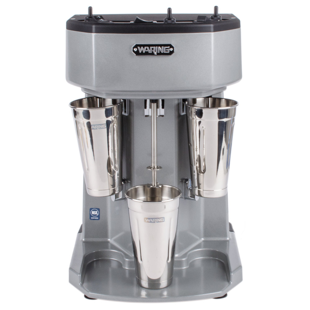 waring wdm360t triple spindle three speed drink mixer with. Black Bedroom Furniture Sets. Home Design Ideas