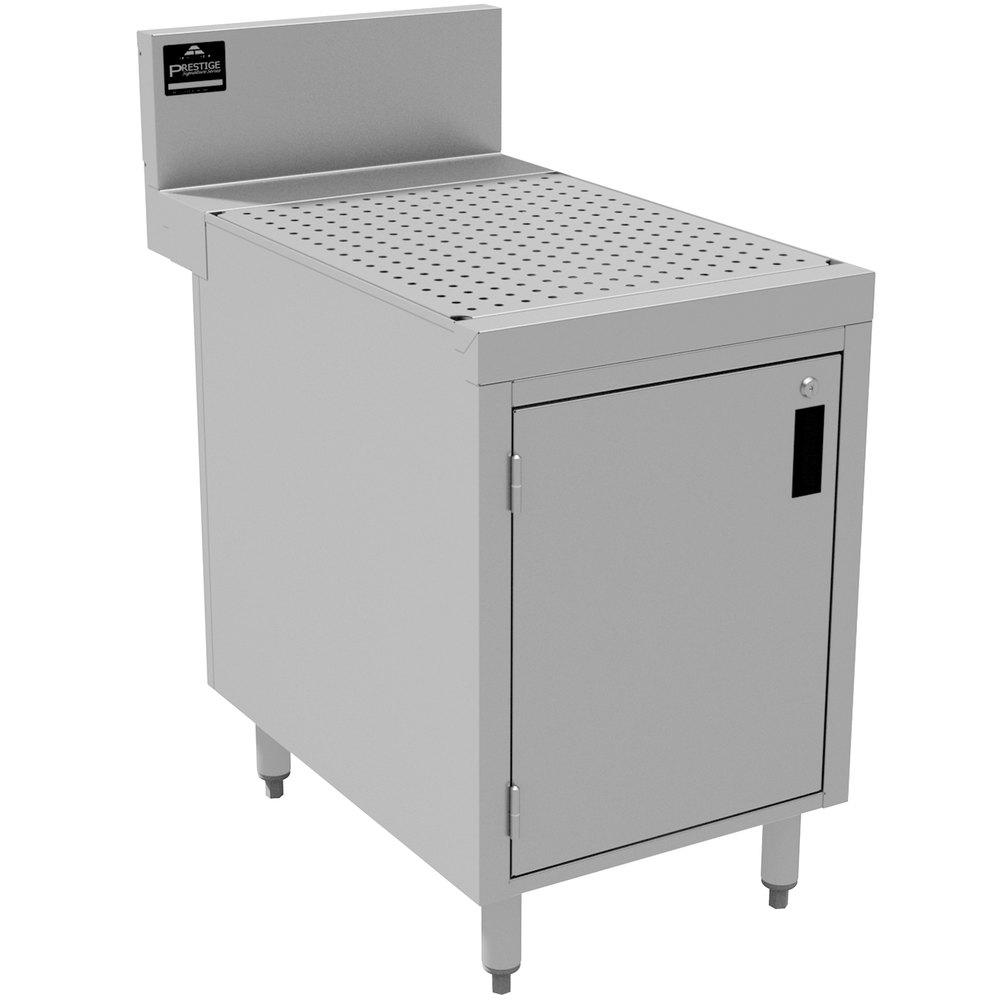 Prestige Kitchen Cabinets: Advance Tabco PRSCD-24-12 Prestige Series Enclosed