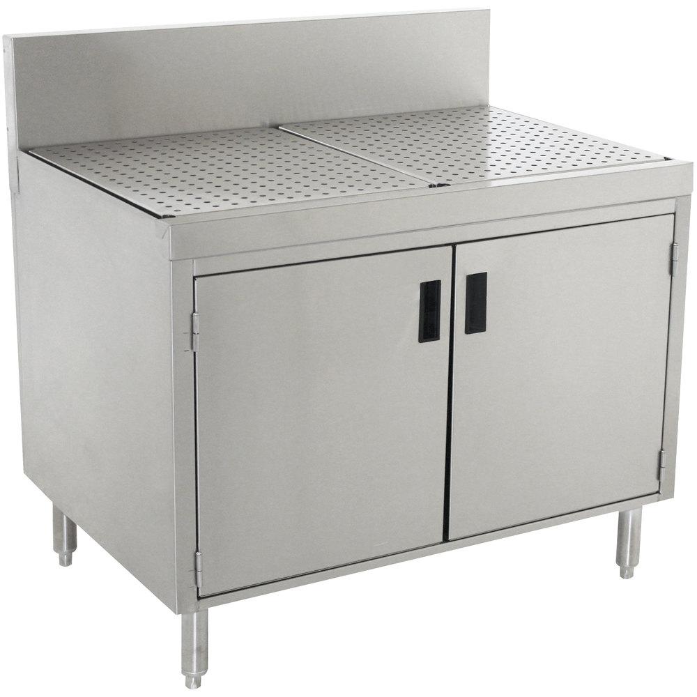 Prestige Kitchen Cabinets: Advance Tabco PRSCD-19-24 Prestige Series Enclosed