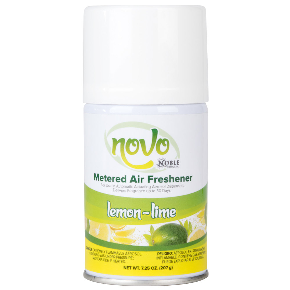 Commercial bathroom air fresheners
