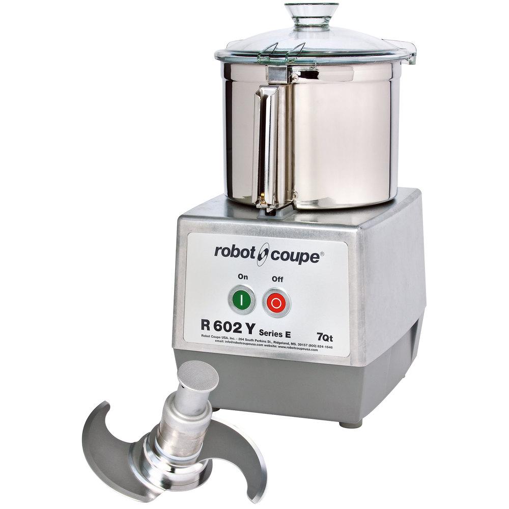 Robot Coupe Food Processor Qt