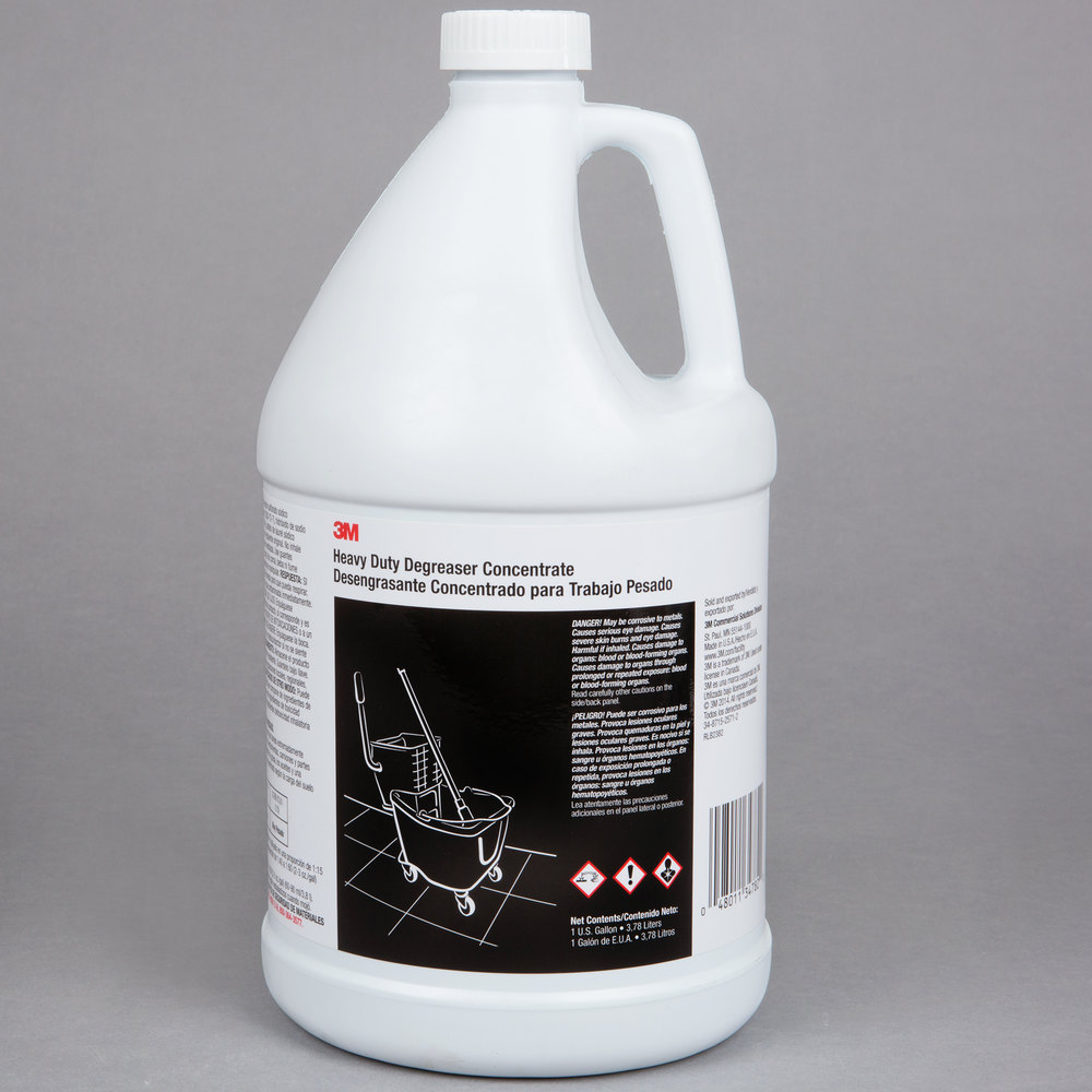 Degreaser concentrate