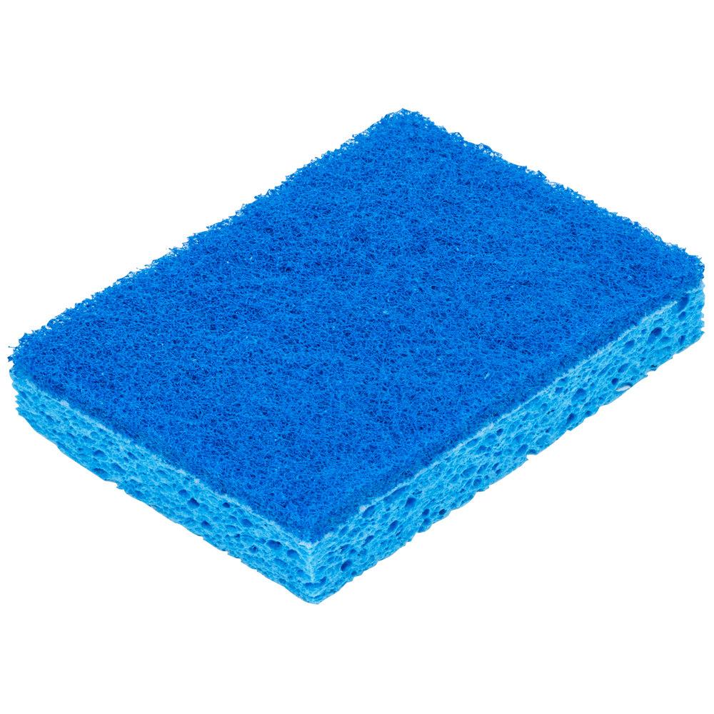 3M 9489 Scotch BriteTM 5 X 3 1 2 Soft Scour Scrub Sponge