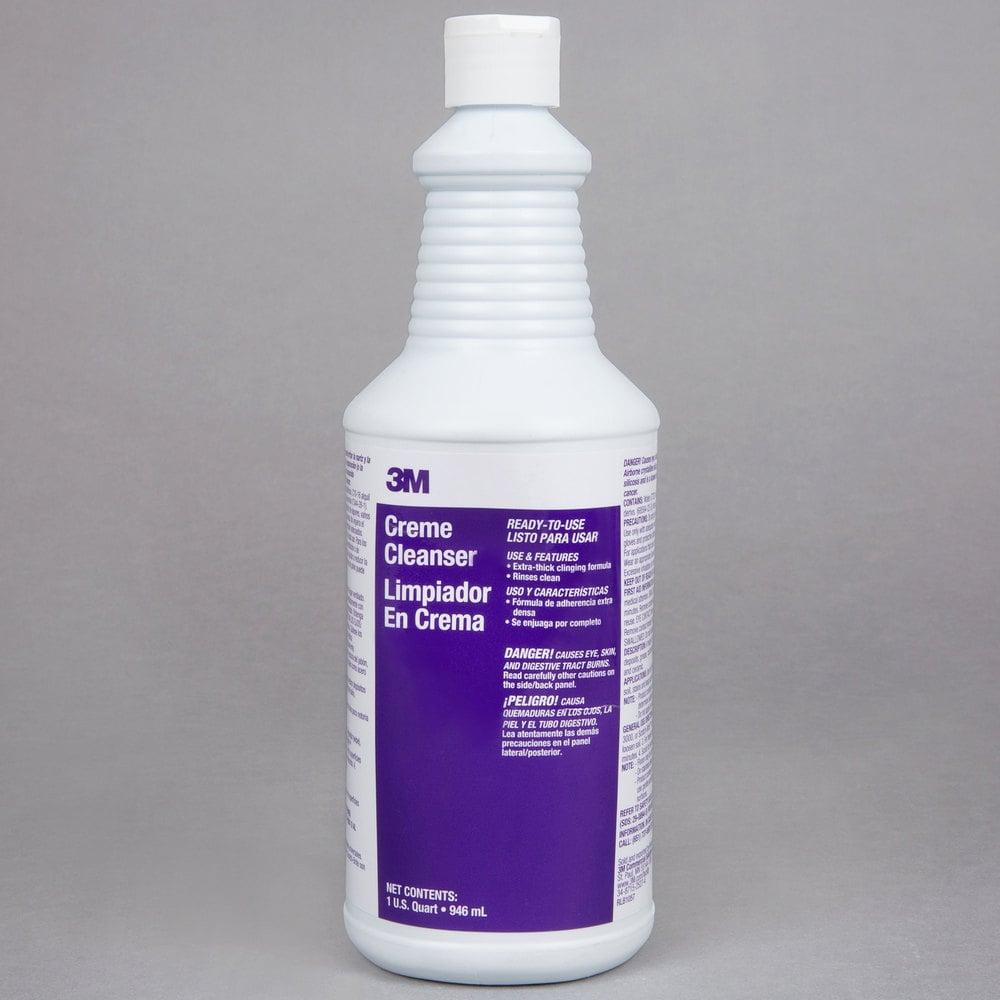 3m 59818 1 Qt 32 Oz Creme Cleanser 12 Case