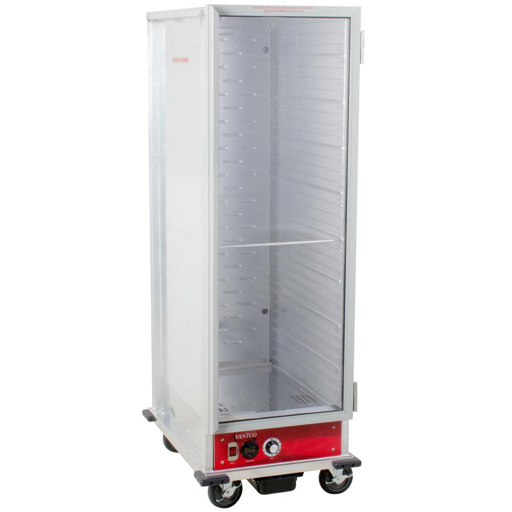 Avantco Heat 1836 Full Size Non Insulated Heated Holding
