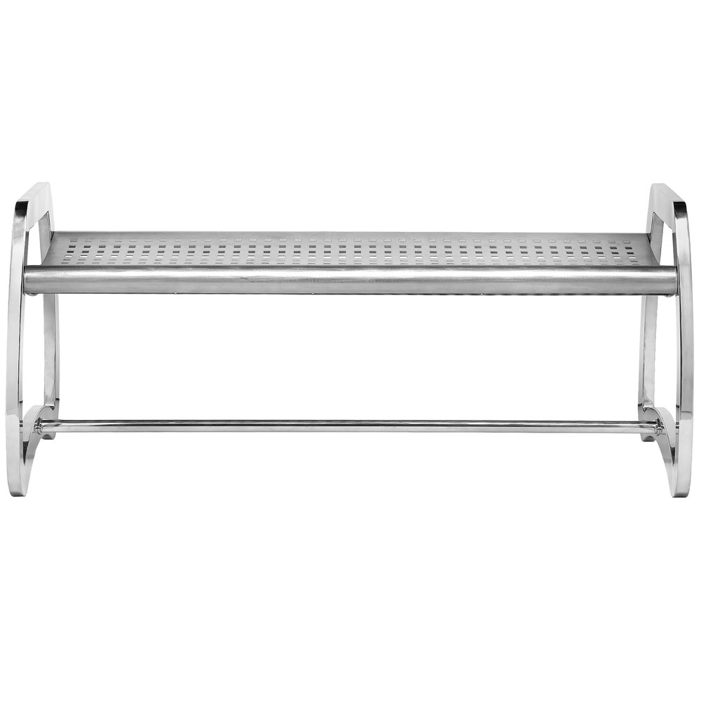 Commercial Zone 725329 Skyline Series 6 39 Stainless Steel