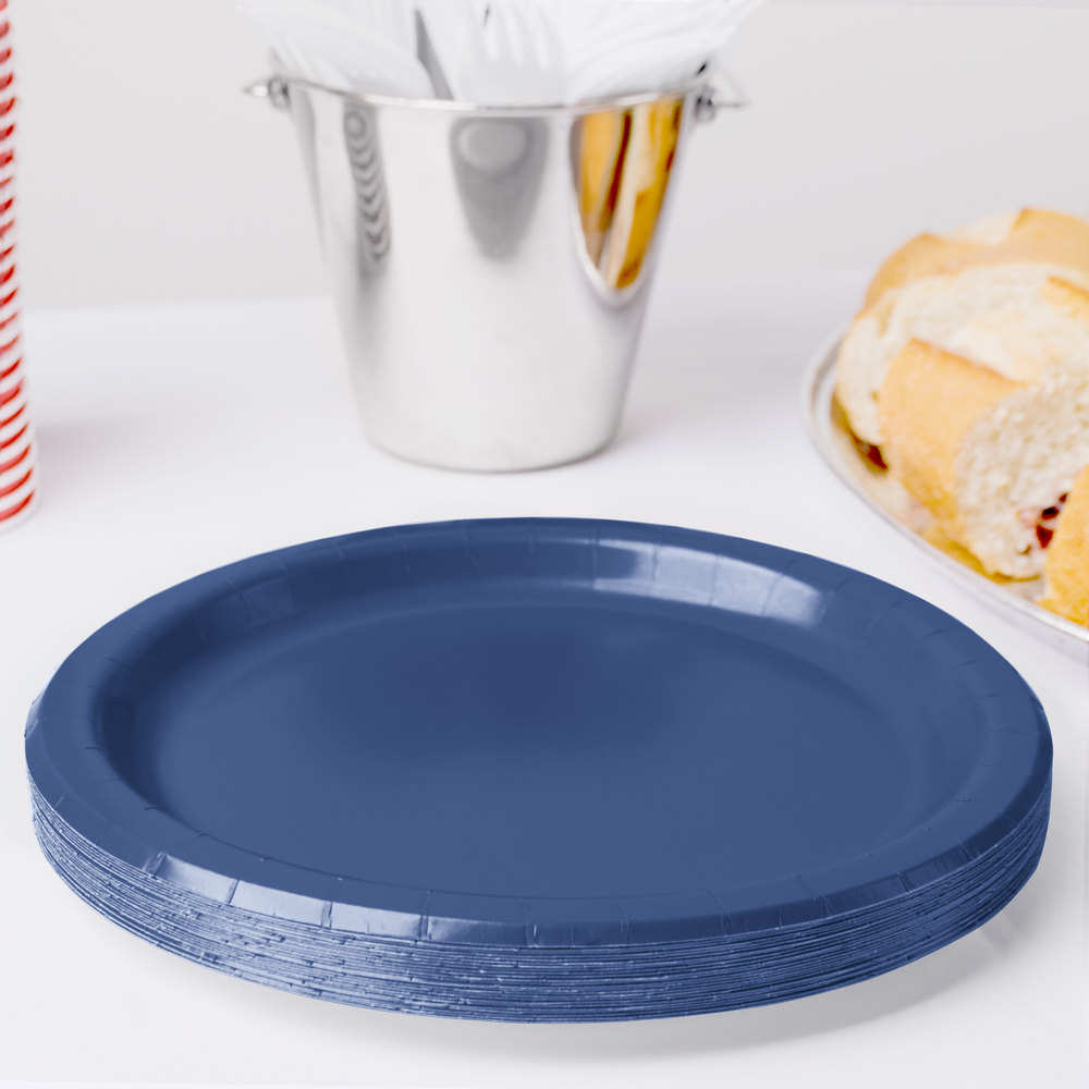 navy blue paper plates These sales have gotten sweeter get our summer deals on navy blue 9 paper plates - 24ct at its new low price get the perfect gift before it's gone.