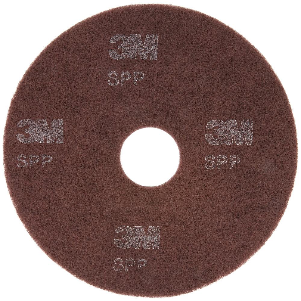 3m Spp16 Scotch Brite 16 Quot Surface Preparation Floor Pad