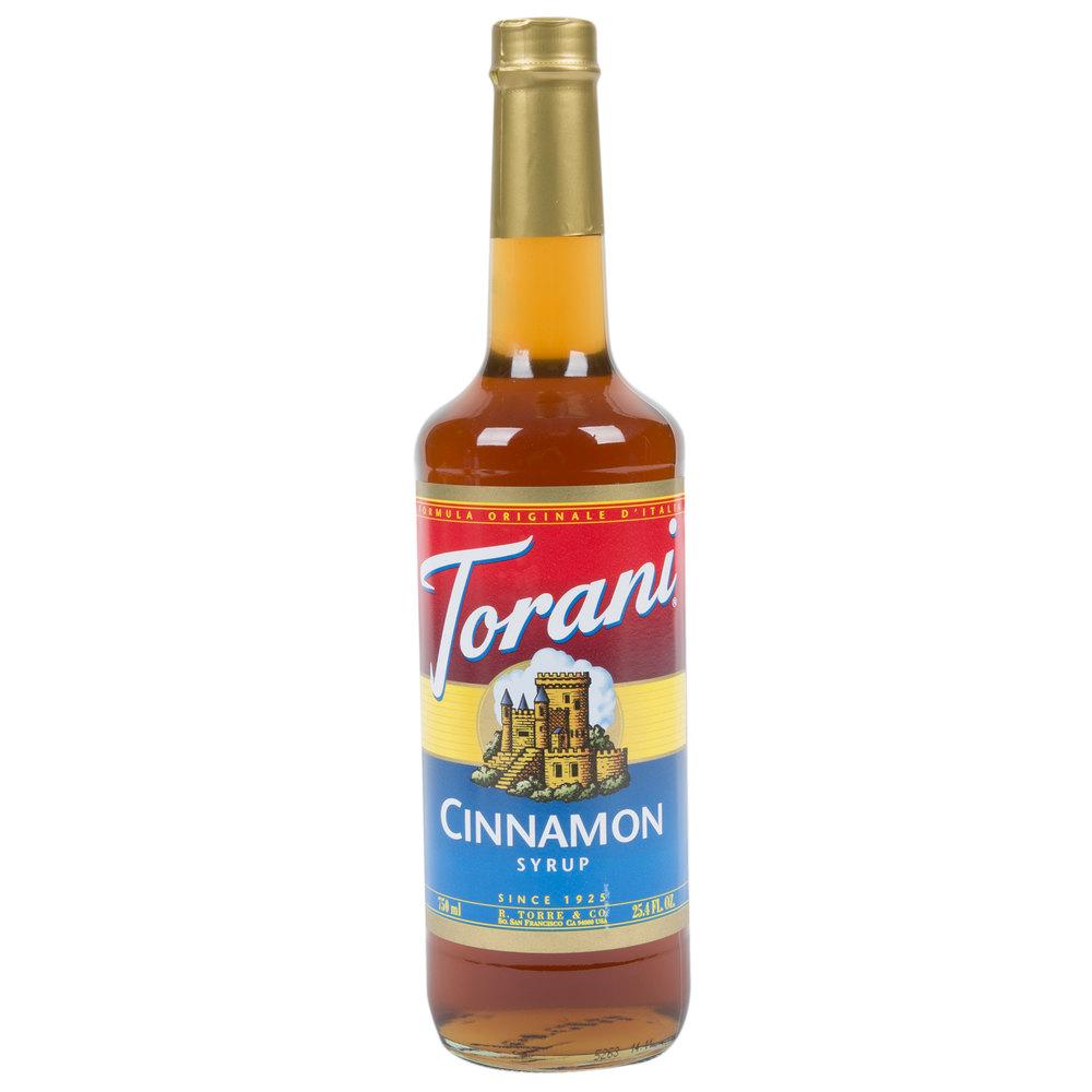 Torani Syrup Food Service