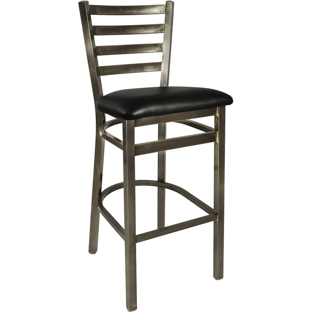 Bfm Seating 2160bblv Cl Lima Steel Bar Height Chair With 2