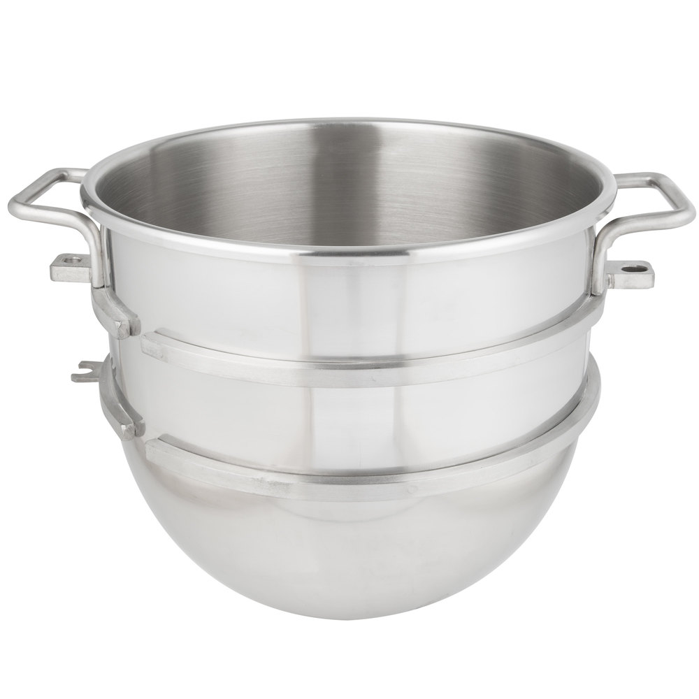 Hobart BOWL-HL80 Legacy 80 Qt. Stainless Steel Mixing Bowl