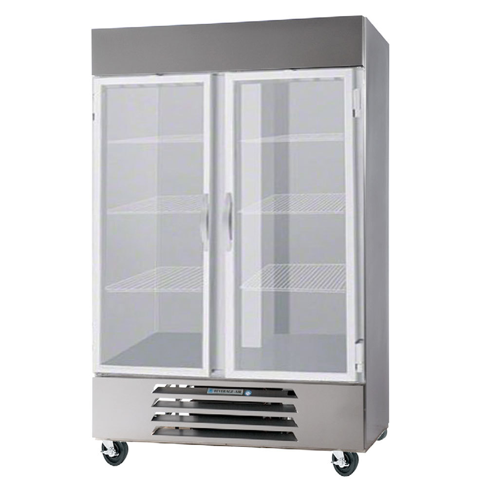 Beverage Air Hbrf49g 1 B 52 Quot Horizon Series Two Section