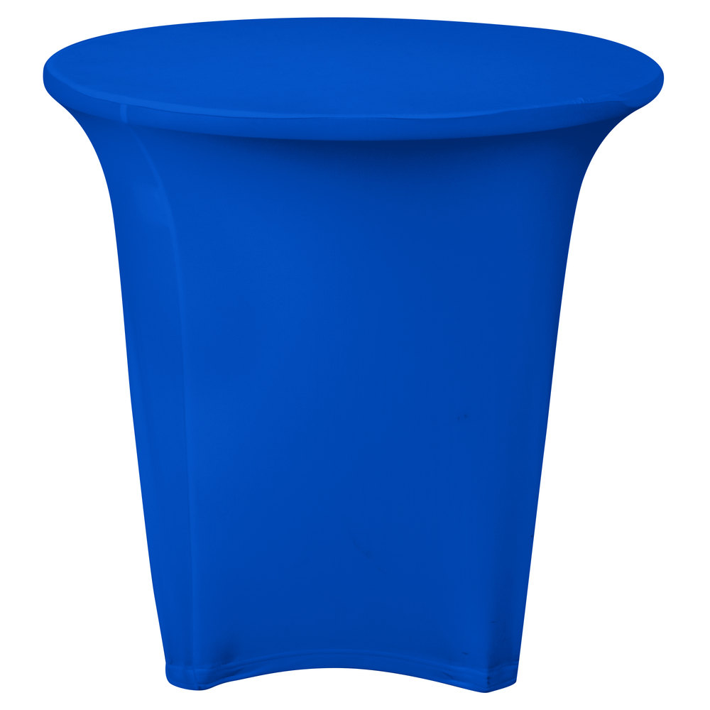 Snap Drape Cc30r Royal Blue Contour Cover 30 Quot Round Royal