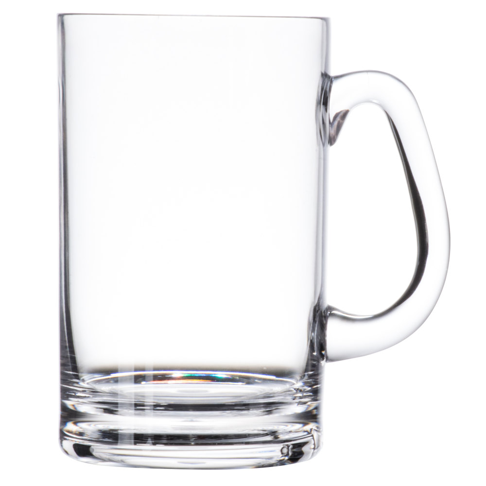 Get Sw 1464 Cl 20 Oz Clear Polycarbonate Beer Mug With