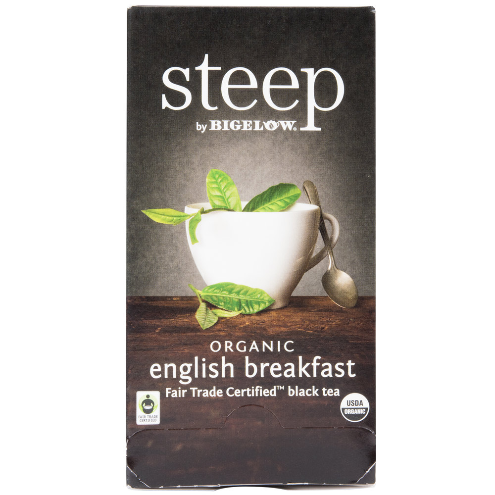 how to prepare english breakfast tea