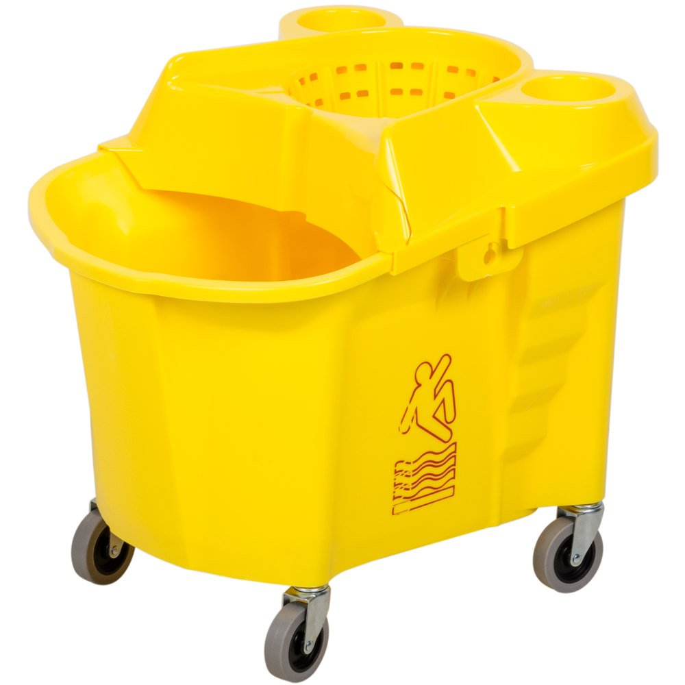 Continental 335 39yw 35 Qt Institutional Mop Bucket With