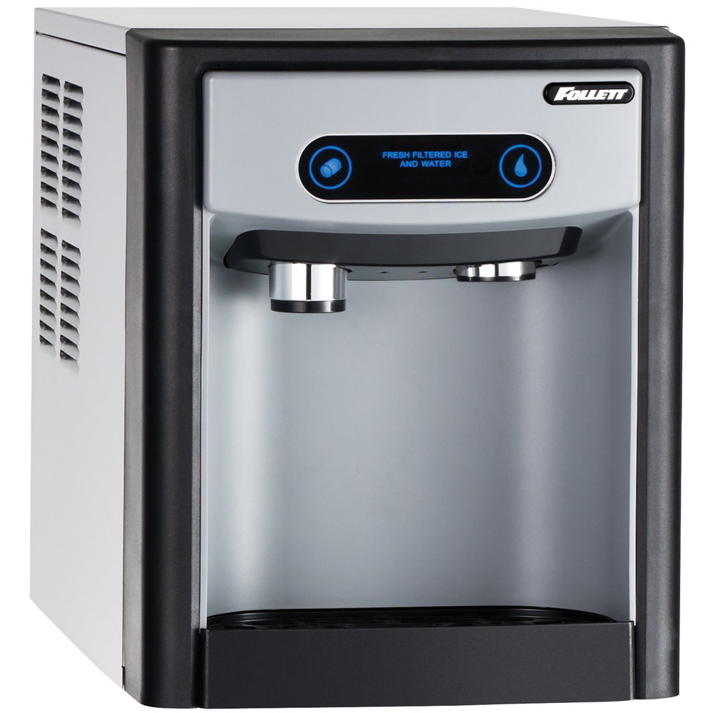 ... Countertop Ice Maker and Water Dispenser with 7 lb. Storage Capacity