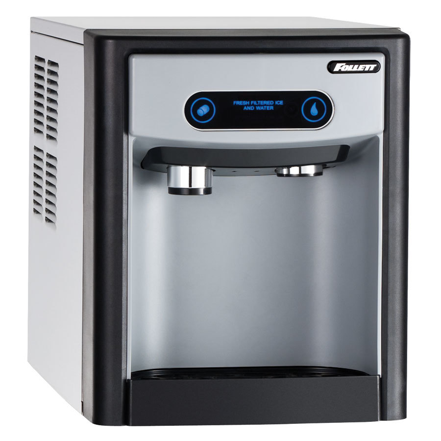 Countertop Ice Maker Soft Ice : ... Countertop Ice Maker and Water Dispenser Compressed Nugget Ice 7 lb