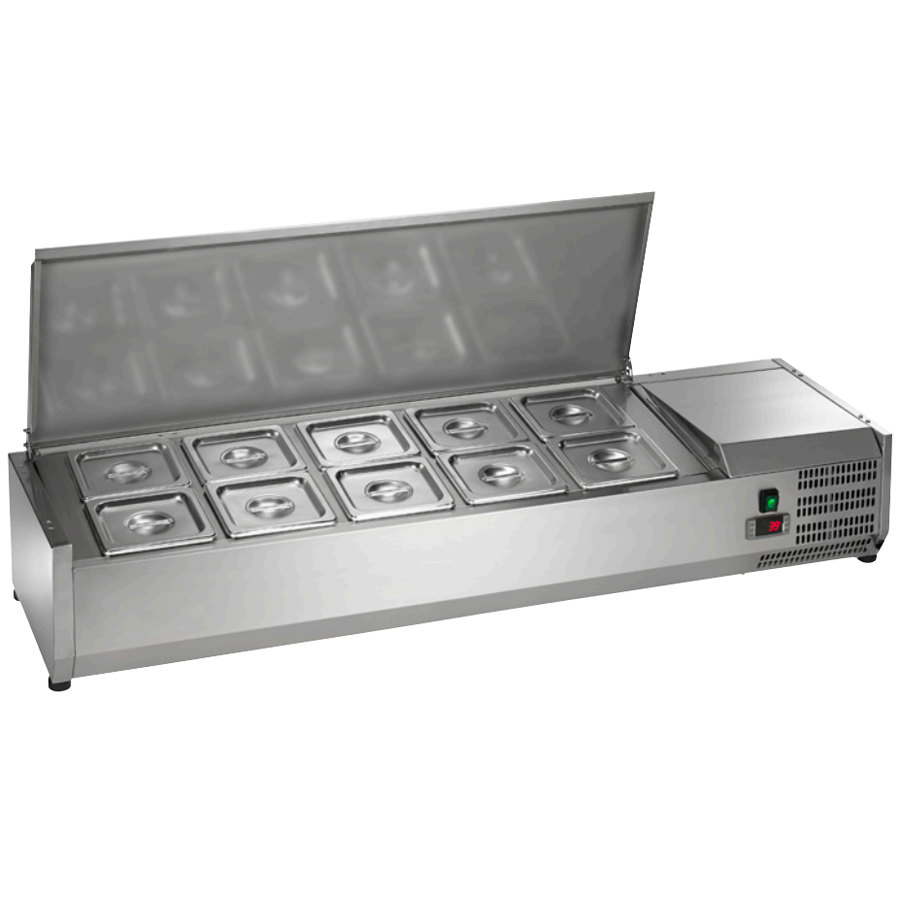 Arctic Air Acp55 55 Quot Refrigerated Countertop Condiment