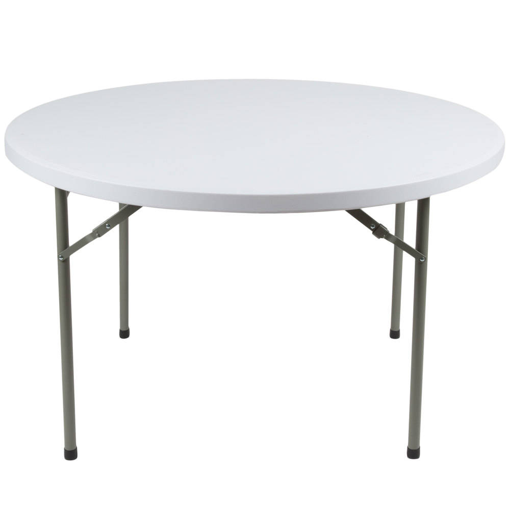 """Round Folding Table, 48"""" Heavy Duty Plastic, White Granite. Shallow Drawer Storage. Metal Cart With Drawers. Stationary Bike With Desk. Drawer Set. Square Tufted Ottoman Coffee Table. Edwardian Desk Lamp. Vintage French Provincial Desk. Height Of A Standard Desk"""