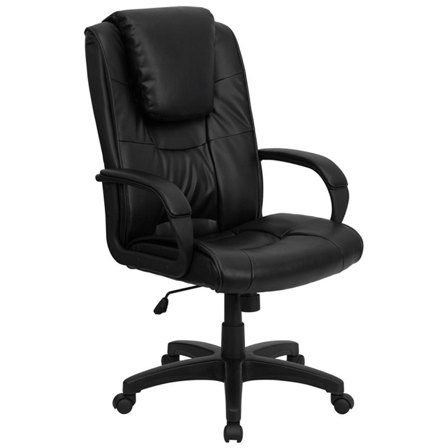 High Back Executive Chair With Headrest