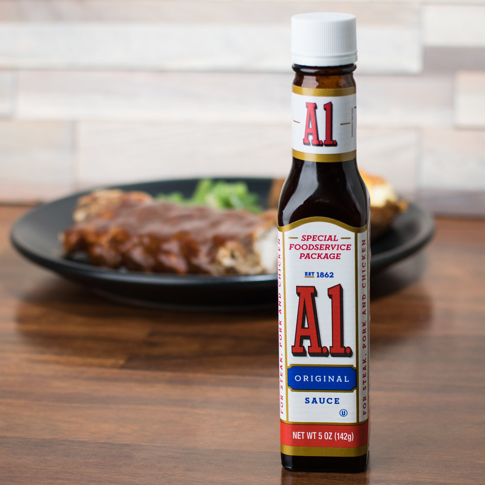 a1 steak Guarda il video  about a1 steak sauce tv commercial, 'food network: compound butter' for a savory and tangy flavor, a1 recommends making a compound butter with their steak sauce to add a new spin on a classic dish.