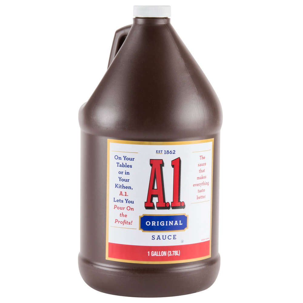 a 1 steak sauce case study Below is a free excerpt of part king case analysis from burger king case study merck and company business case analysis a1 steak sauce (lawry's defense.