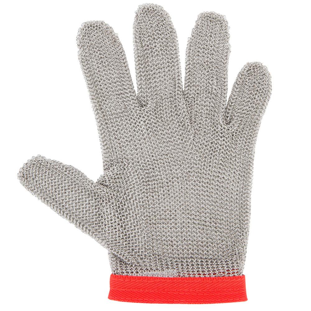 San Jamar Mga515m Stainless Steel Mesh Cut Resistant Glove