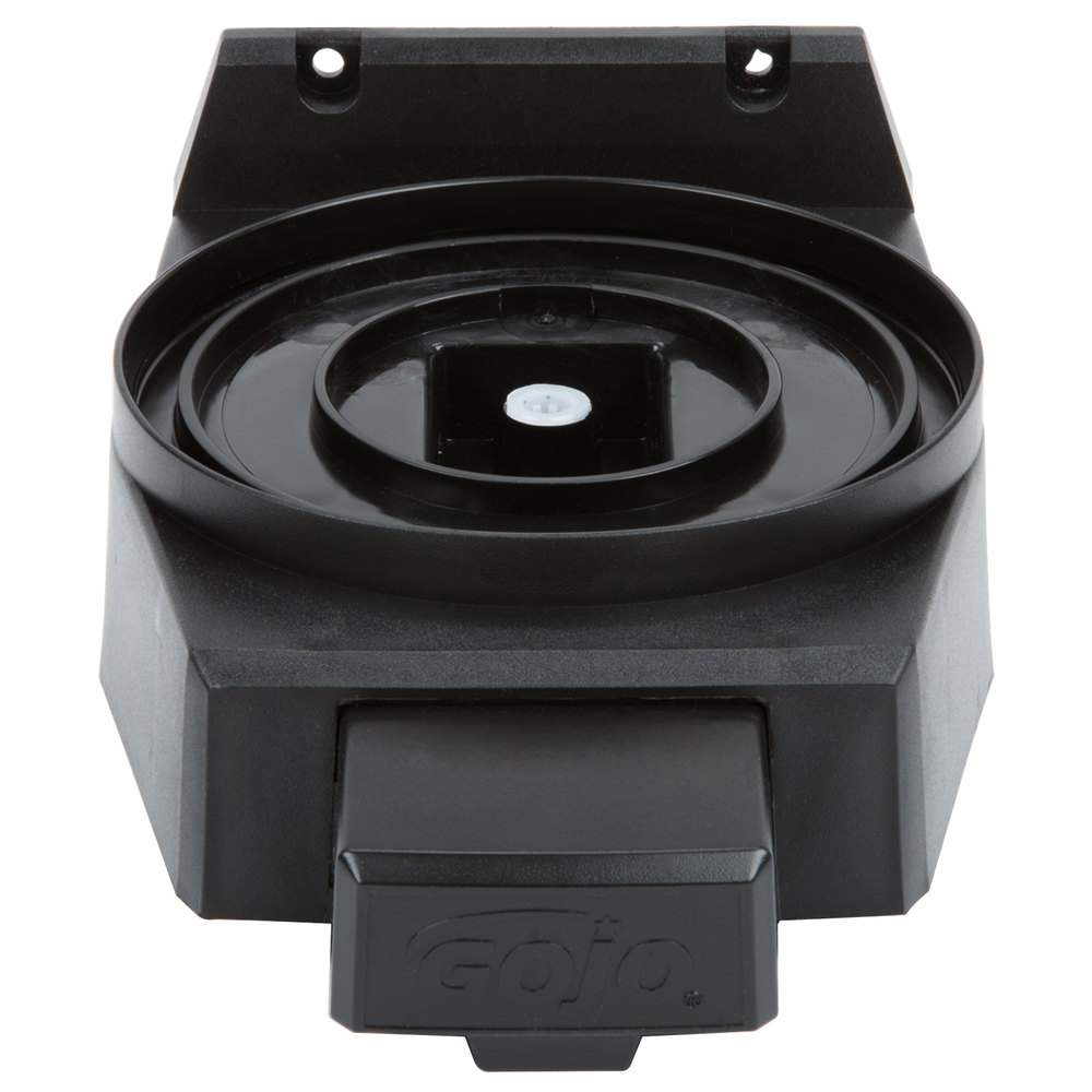 Gojo 174 1204 01 Black Creme Style Dispenser