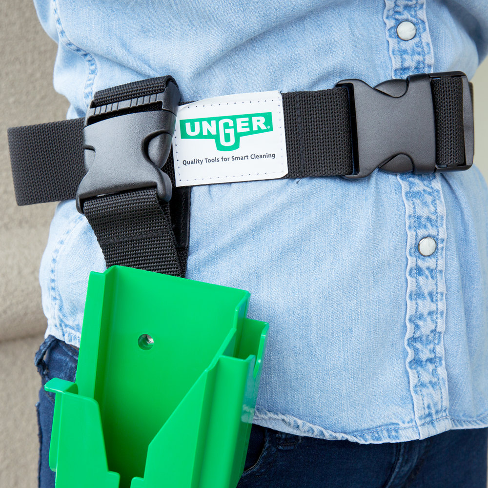 Unger UB000 TheBelt Tool Belt for Bucket-On-A-Belt Attachments