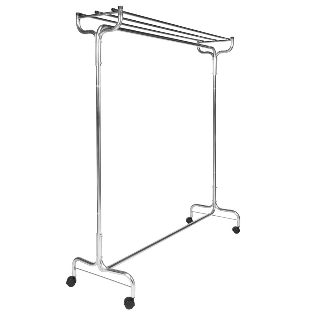 "CSL 1075-36 36"" Portable Valet Single Coat / Hat Rack with"