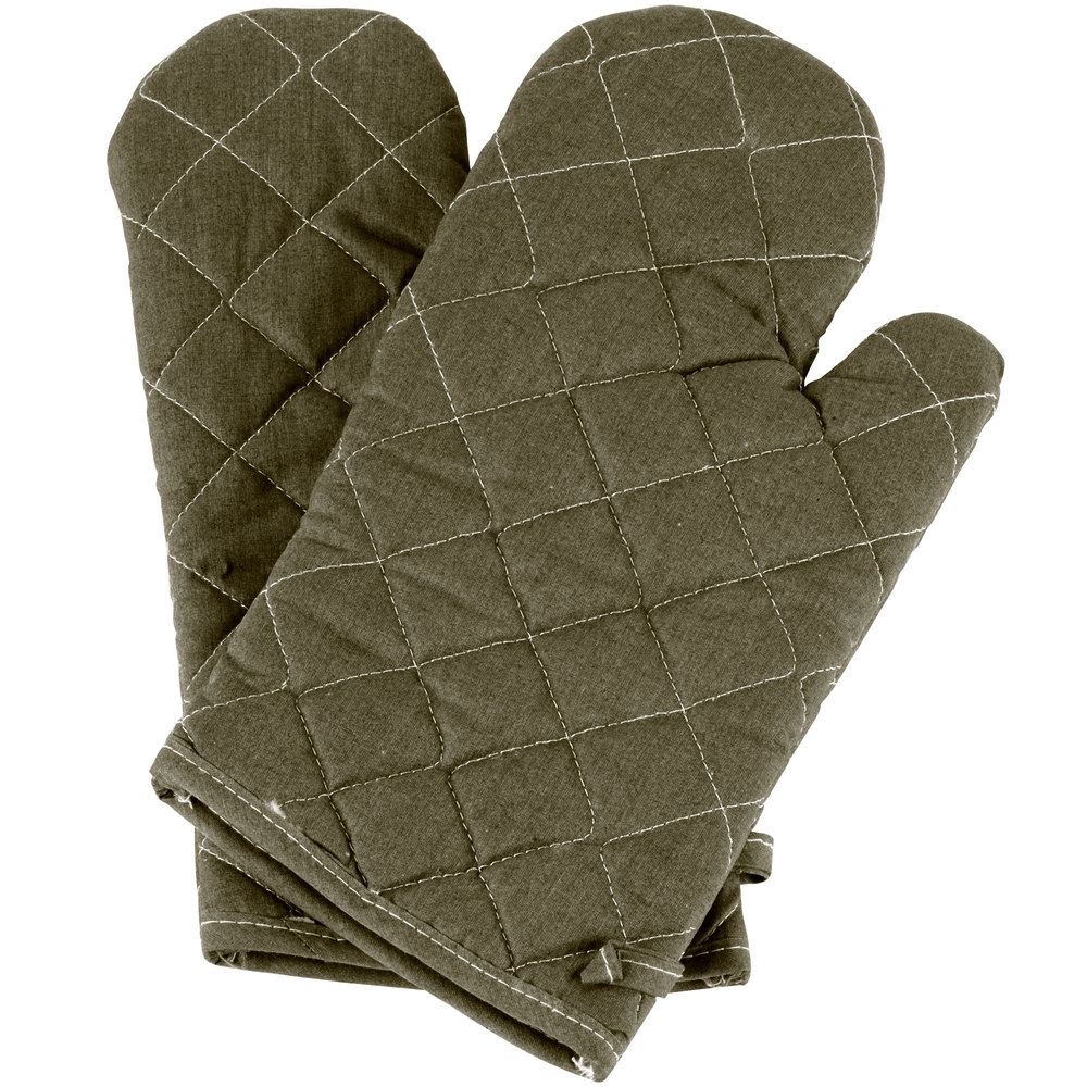 13 Quot Flame Retardant Oven Mitts