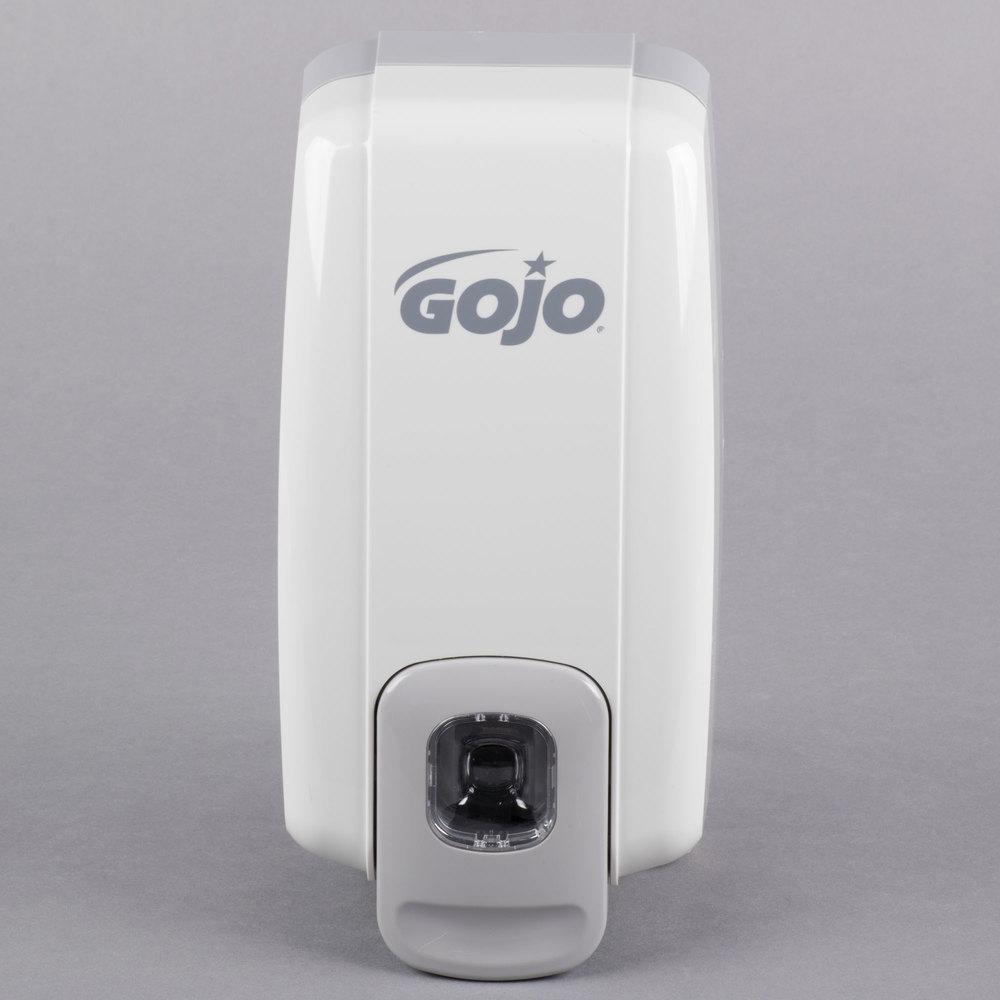 gojo nxt ml dove gray space saver manual hand soap dispenser - Hand Soap Dispenser
