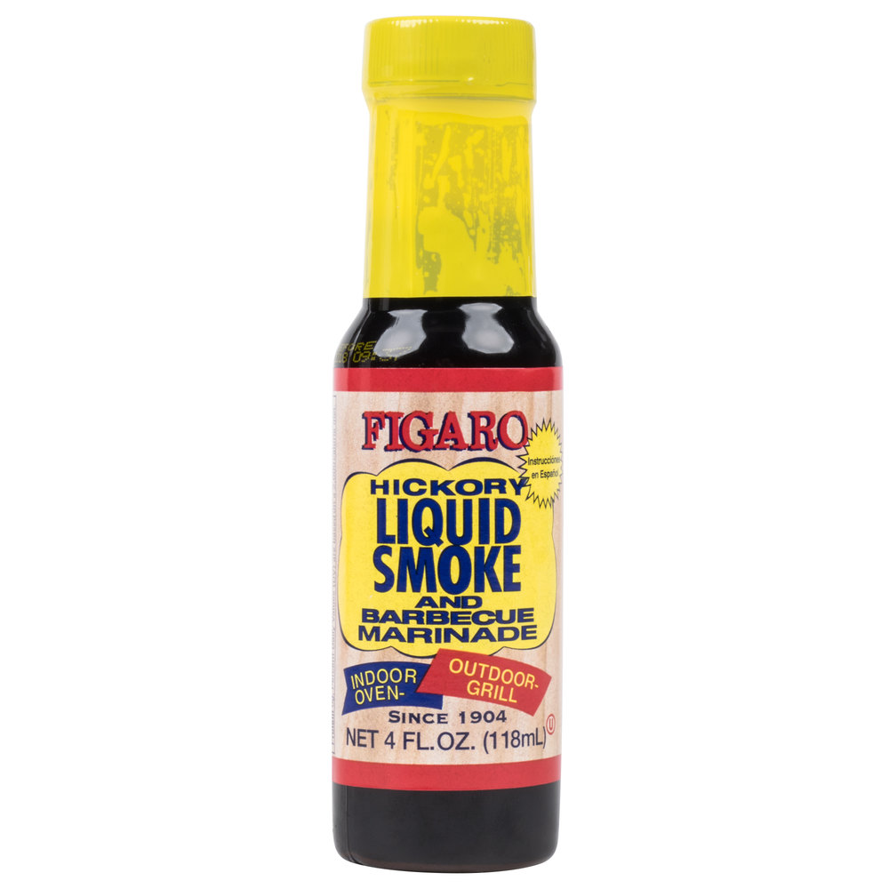 how to use figaro liquid smoke